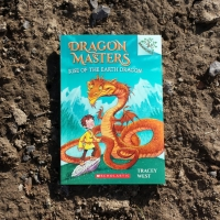 Dragon Masters - Rise of the Earth Dragons by Tracy West