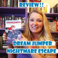 Dream Jumper: Nightmare Escape by Greg Grunburg and Lucas Turnbloom