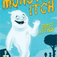Monster Itch #1 Ghost Attack by David Lubar